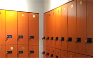 LOCKER WITH KEY